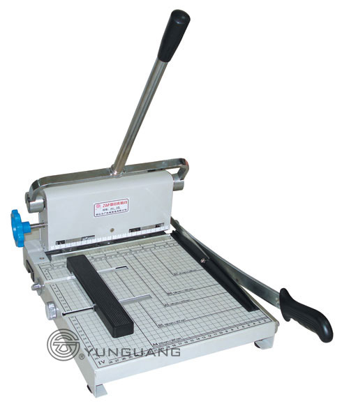 Paper Cutter With Punch (YG-210)