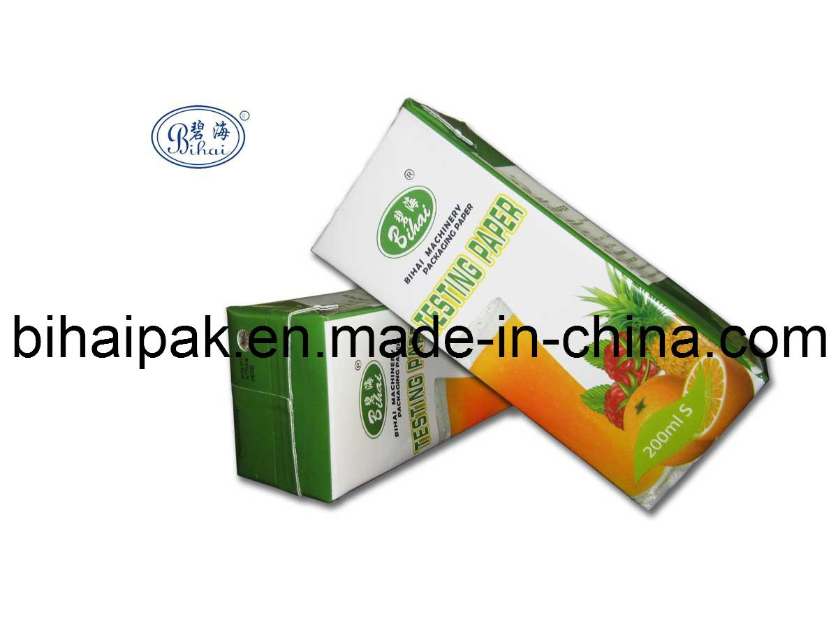 200ml Packaging Paper