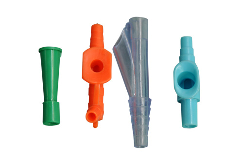 China medical tube connector moulds