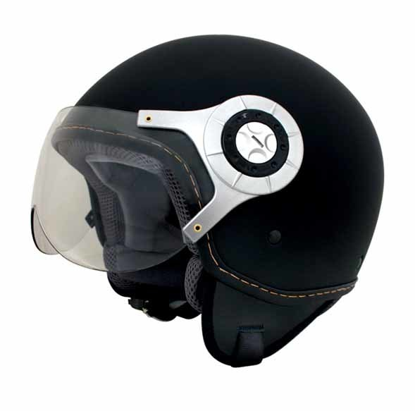 Motorcycle Helmets Dot >> China DOT Open Face Motorcycle Helmet (HY-806-BK) - China ...