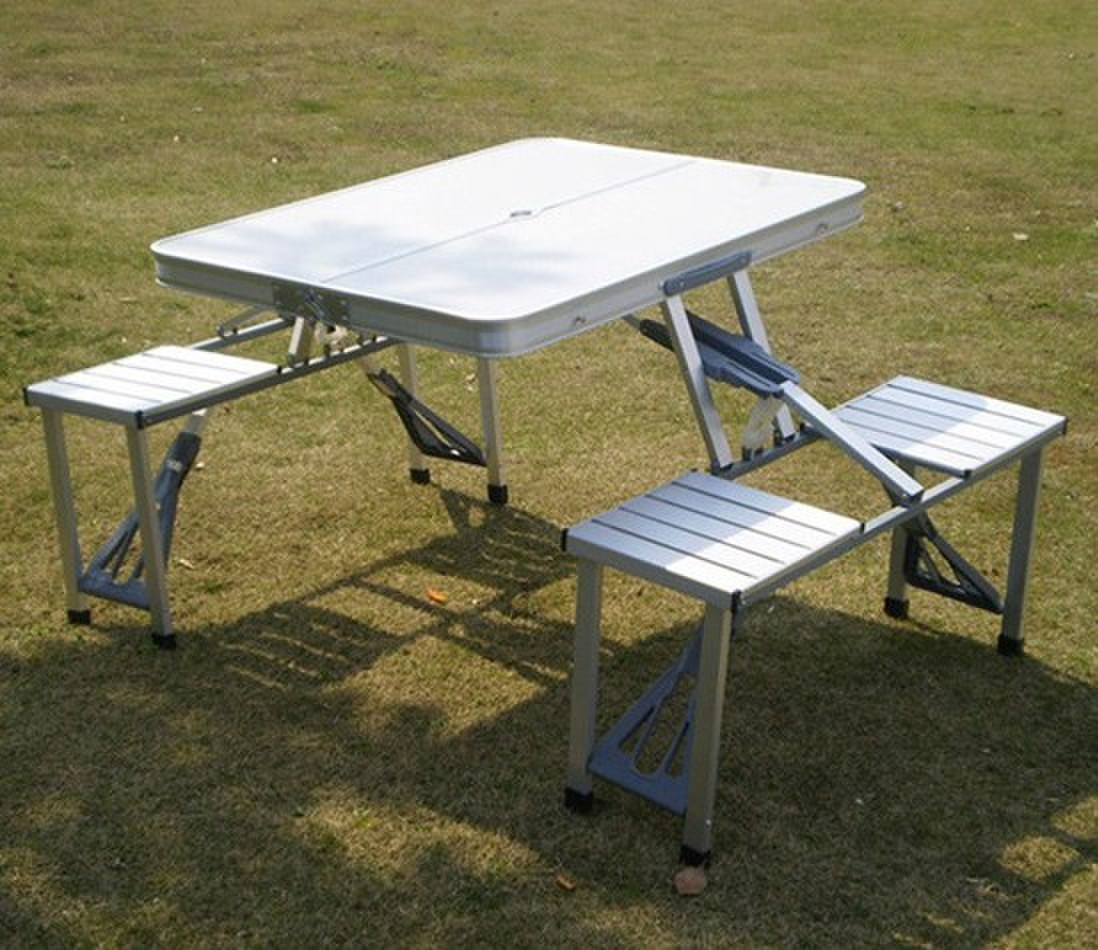 china folding table camping table picnic table aluminium