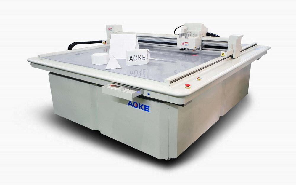 Carton Sample Cutting Machine