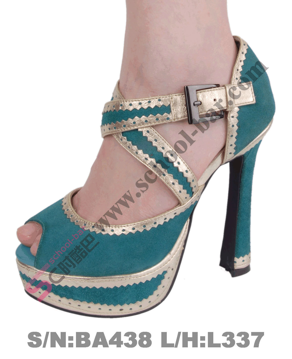Lady Shoes (Fashion-BA438
