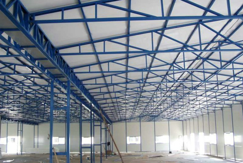 Steel structure building design images for Structural design of a house