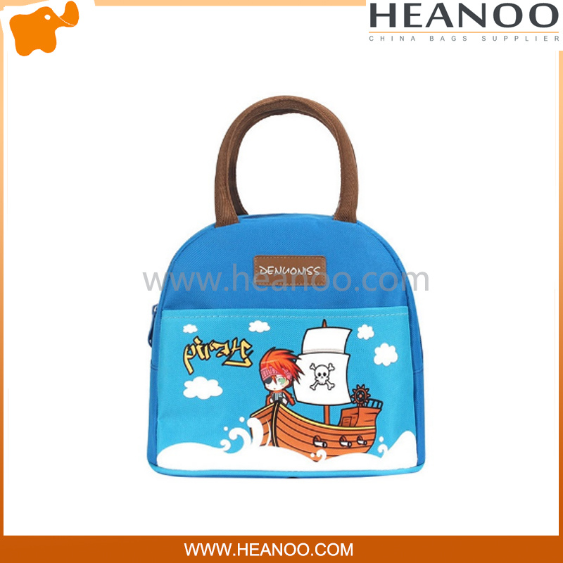 Animal Cartoon Printing Insulated Lunch Box Picnic Food Storage Bags