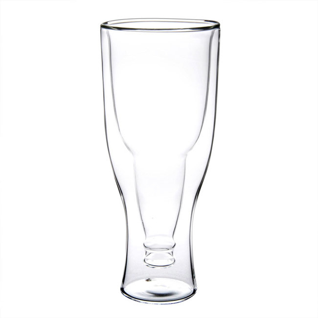 Double Wall Glass/Glass Cup (DBW003-C)