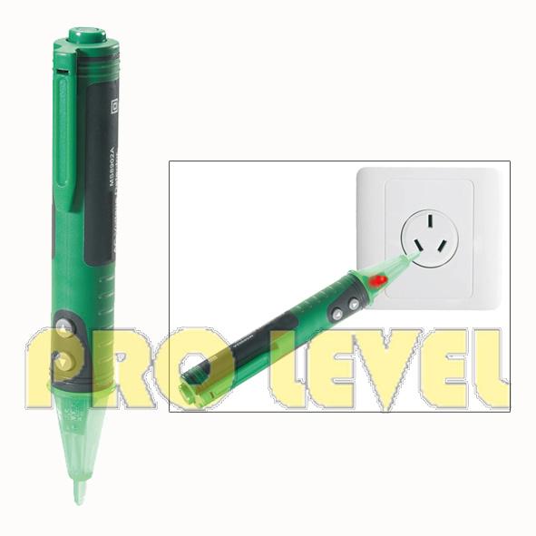 Non-Contact AC Voltage & Metal Detector (MS8902A)