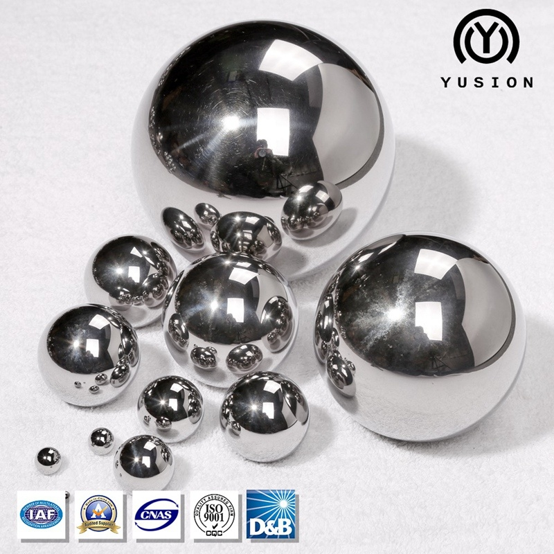 S2 Tool Steel Ball for Oil Field/Rockbit Ball in China