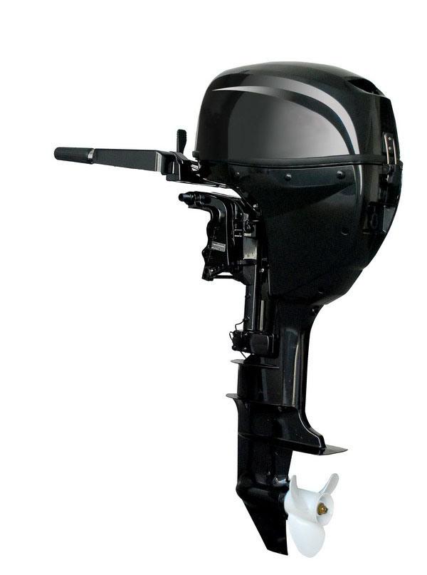outboard motor   2 stroke 15hp