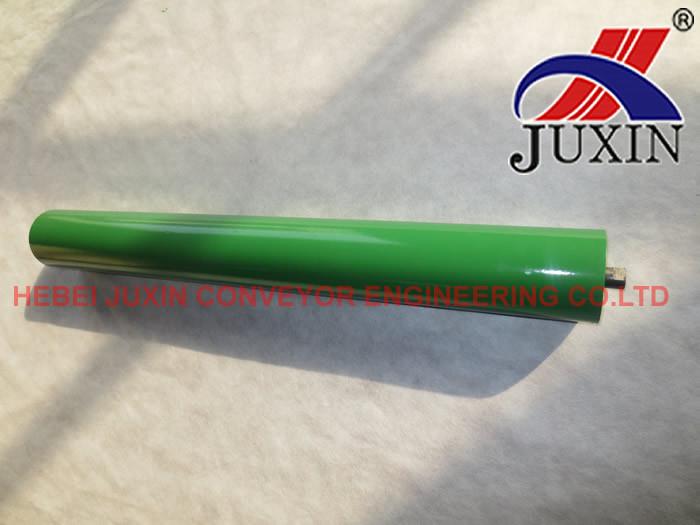 Steel Roller/Trough Roller, spiral Roller, Rubber Disc Roller, Rubber Support Roller, Carrier Roller