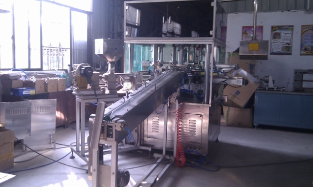 B. ZJ-III Automatic Heading Machine for Laminate Tubes