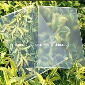 3.2mm 4mm Ultra Clear Low Iron Tempered Solar Glass