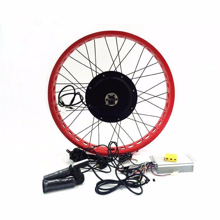 Cnebikes 48V 1000W Electric Fat Bike Kits / DIY E-Bicycle Kit