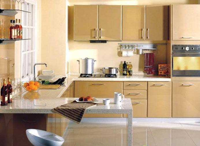Interior Design Paint Kitchen Cabinets