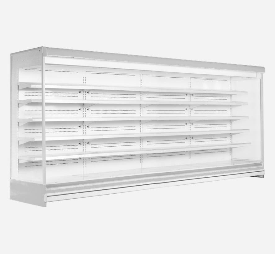 Walk in refrigerator supermarket equipment commercial refrigerator