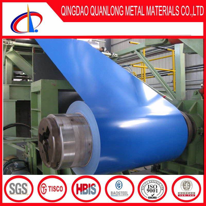 Prepainted Steel Coil/Color Coated Galvanized Steel Coil/PPGI Steel Coil