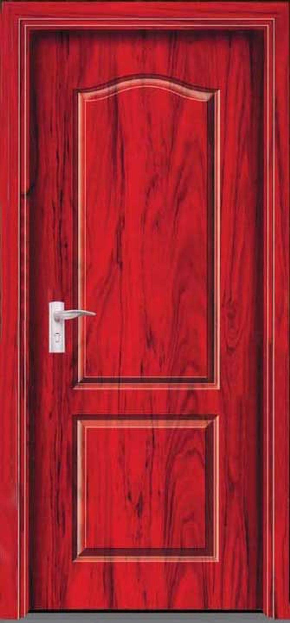филенчатые стальные двери