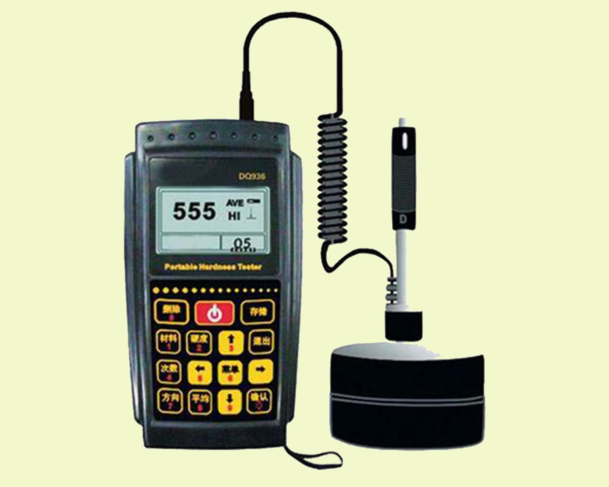 Metal Hardness Testers : China portable metal hardness tester dq