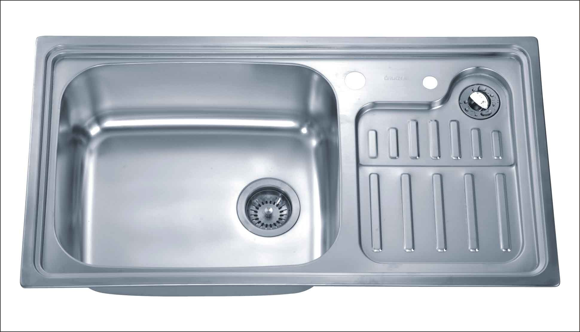 Stainless Steel Kitchen Sinks : ... Steel Kitchen Sink 2876 - China Kitchen Sink, Stainless Steel Sink