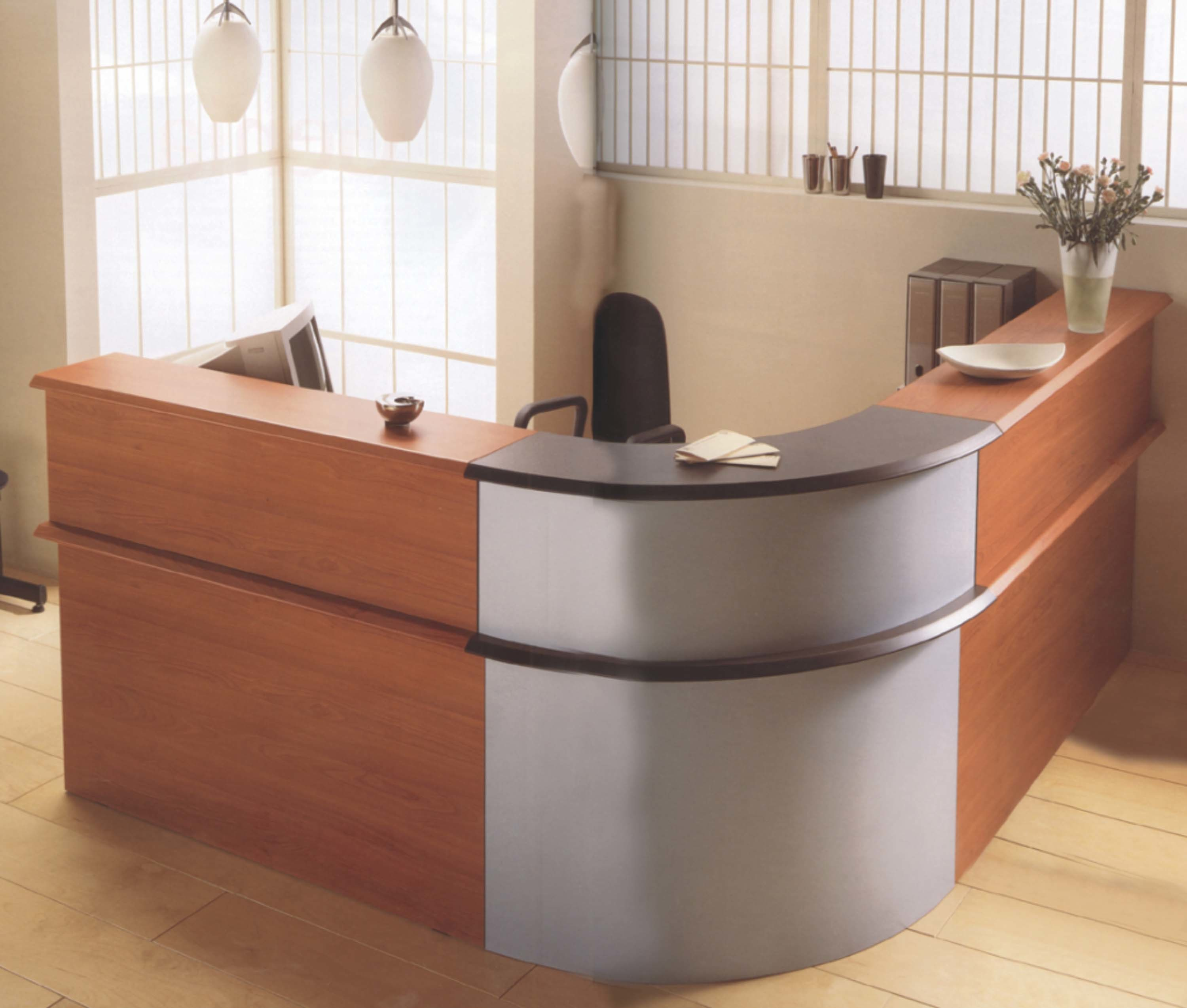 china office furniture front desk comercial furniture