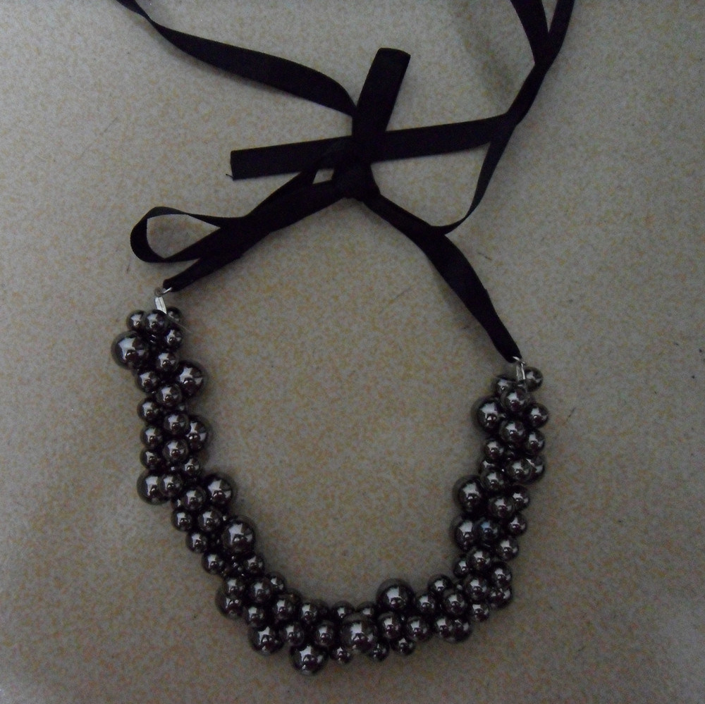 Fashion Bead Necklace Jewelry (xl-003)