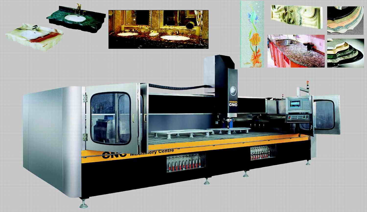 Bridge Cutting Machine/CNC Machine (B2B3020)