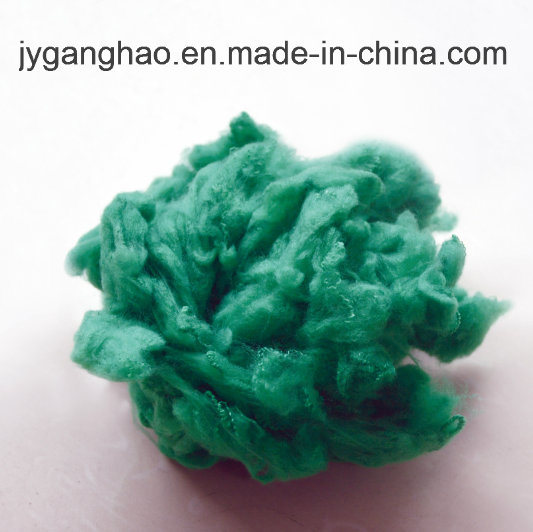 Recycled Colored Polyester Staple Fiber