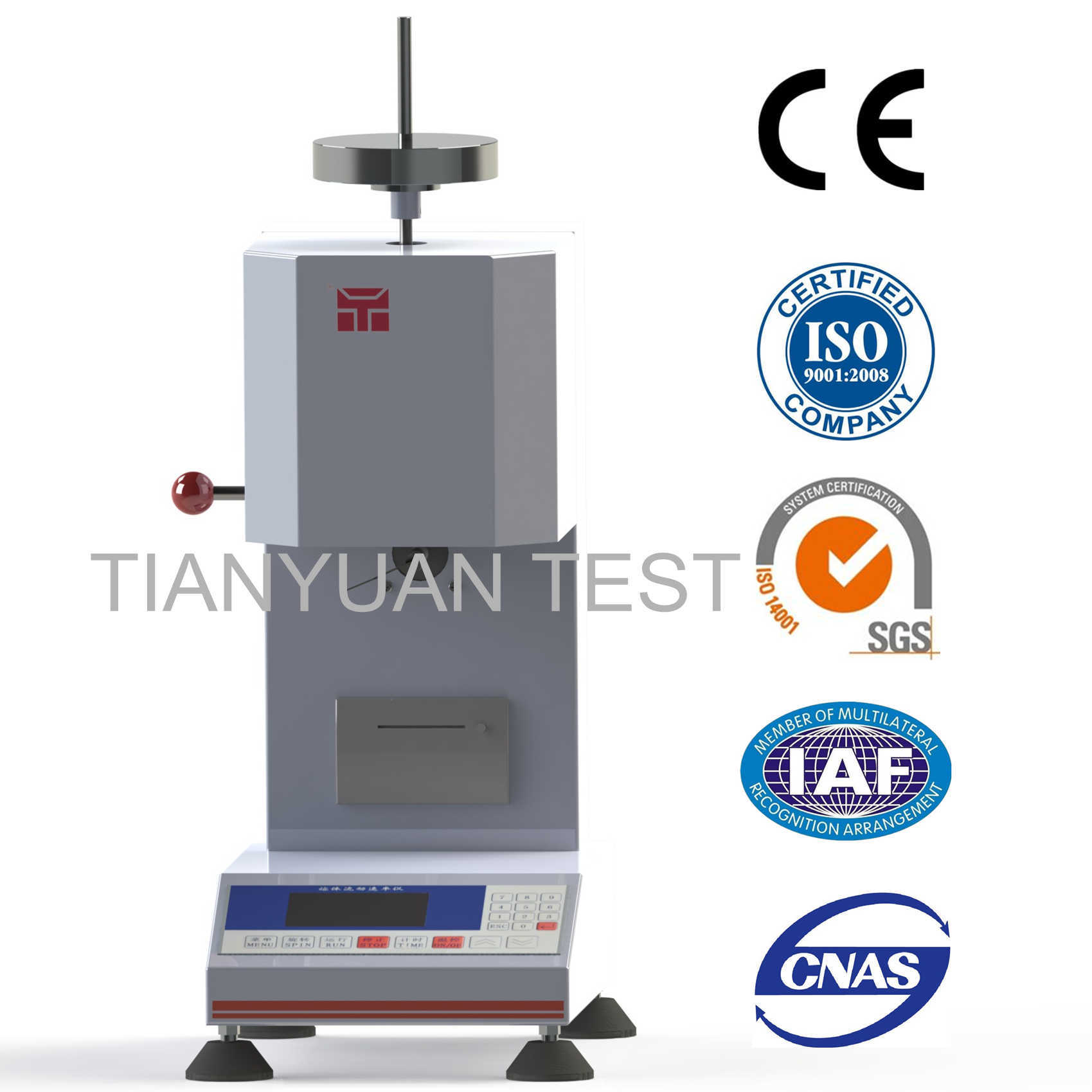 Ty-5005/Ty5005A Melt Flow Rate Meter