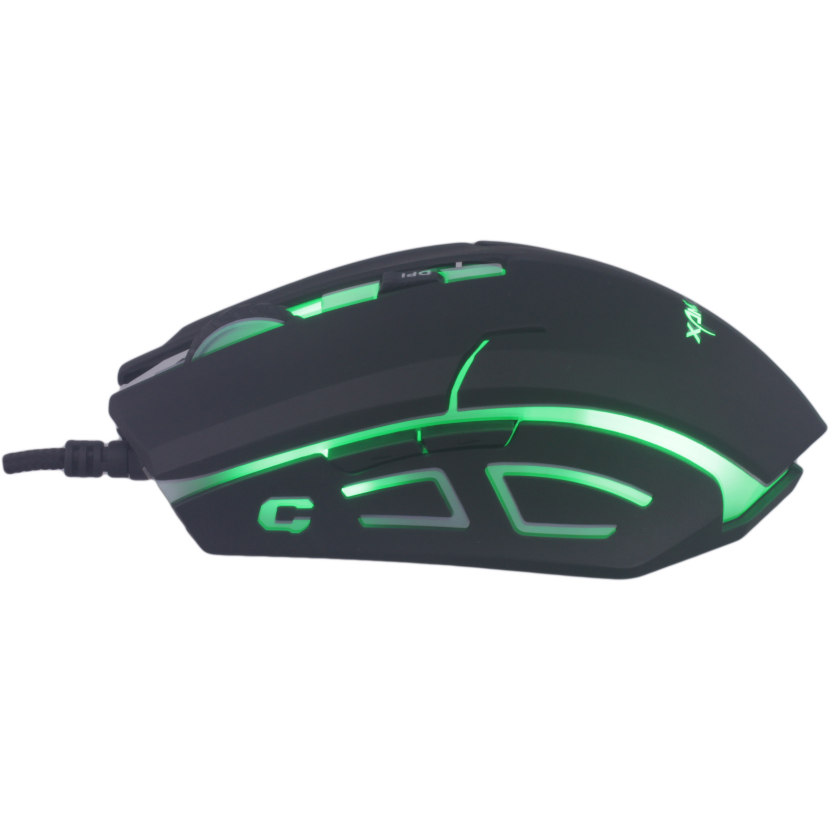 USB Gaming Mouse 3200dpi with Avago 5050 Chipset