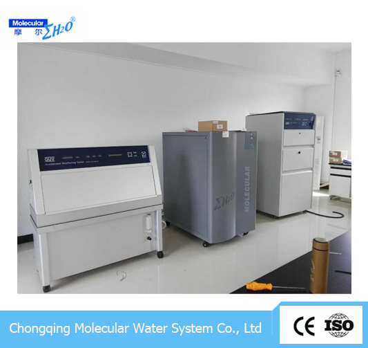 10lph Laboratory Equipments RO/Di Deionized Water System