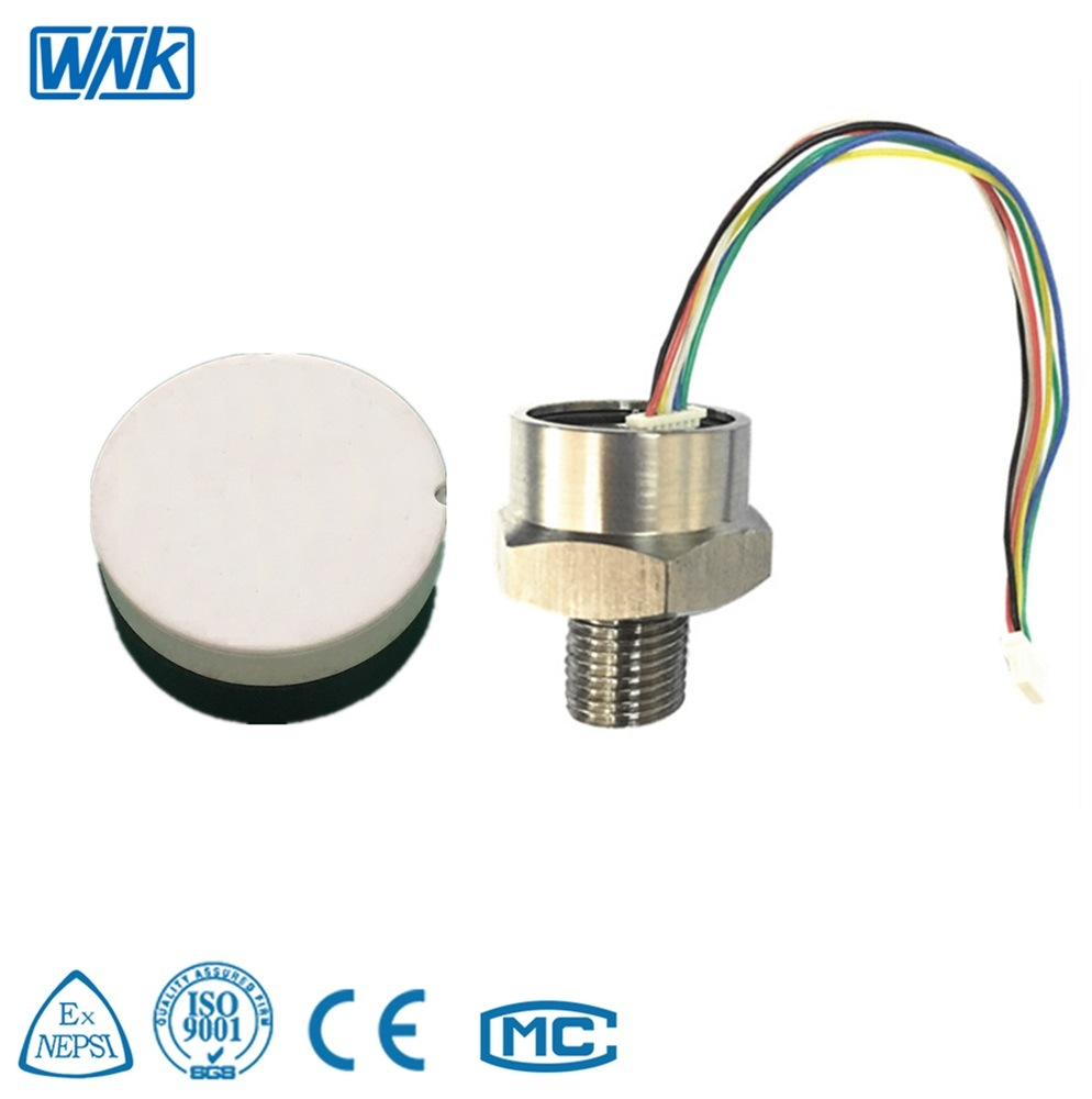 China 0.5-4.5V 4-20mA I2c Ceramic Capacitive Pressure Sensor-Factory Price