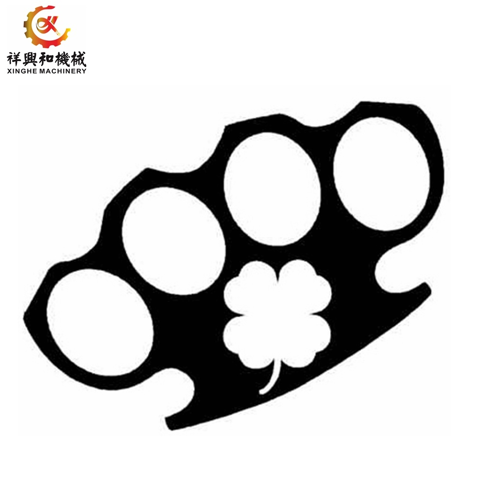 High Strength CNC Machining Brass Knuckles