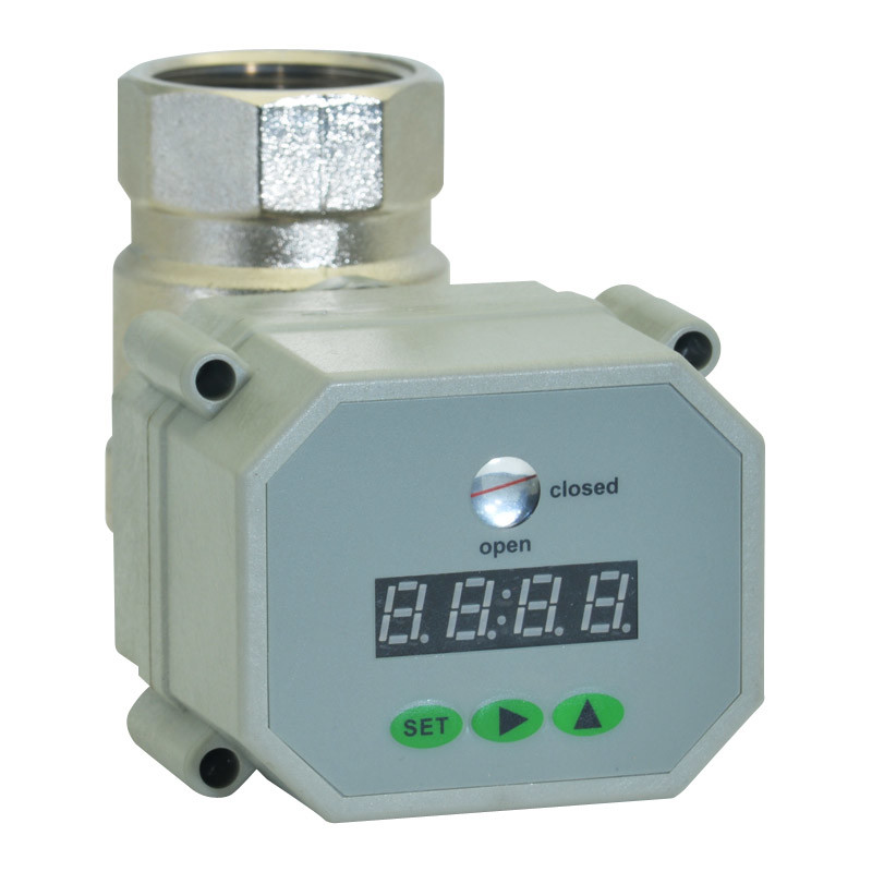 Automatic Drain Control Water Motorized Ball Valve with Timer