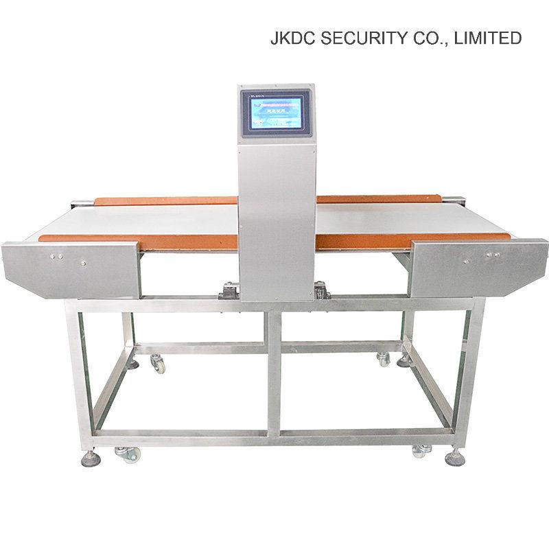 High Sensitivity Conveyor Needle Metal Detector for Food Industry
