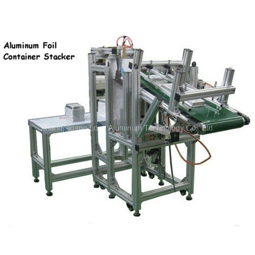 Aluminium Disposable Container Making Machine