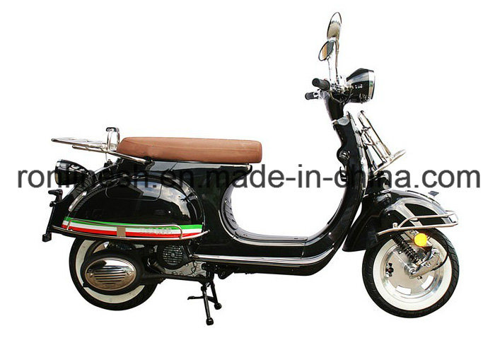 Retro/Vintage/Vespa Style 50cc/125cc EEC, 150cc Scooter/Roller/Moped with EPA, DOT, Carb