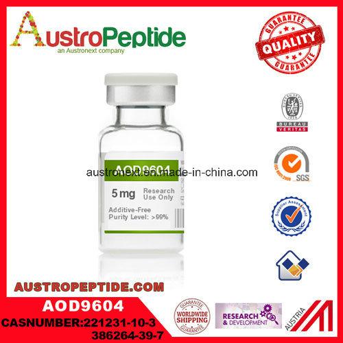 Aod9604 Acetate Polypeptide Hormones High Purity