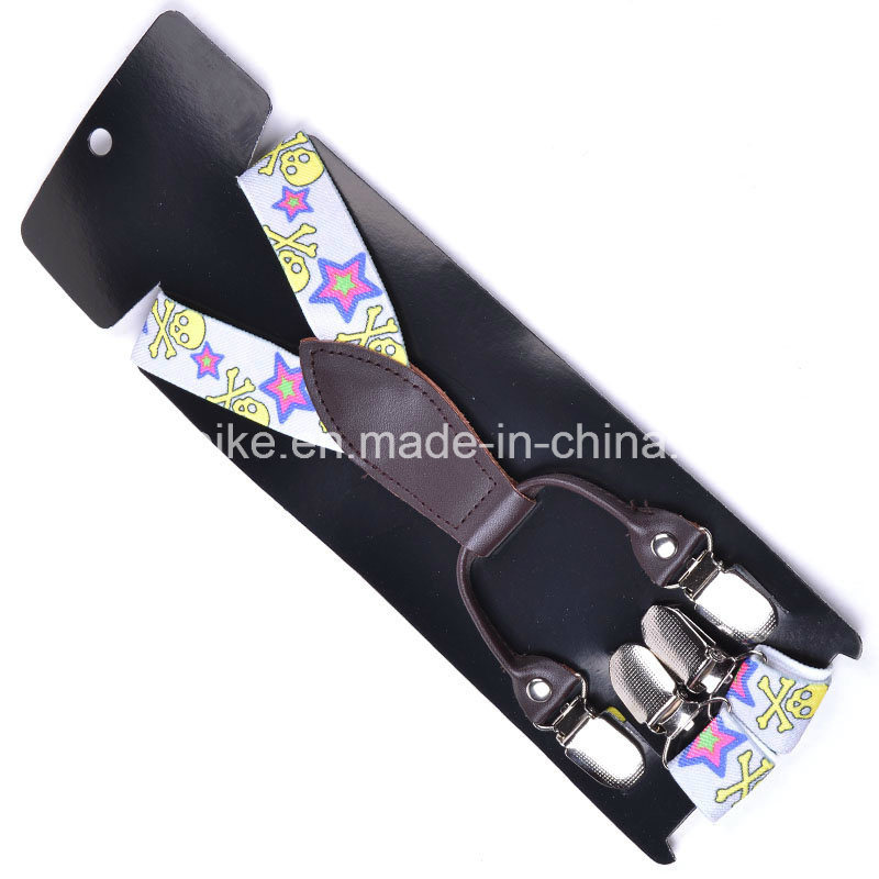 New Fashion Dots Jacquard Suspenders for Kids (BD1006)