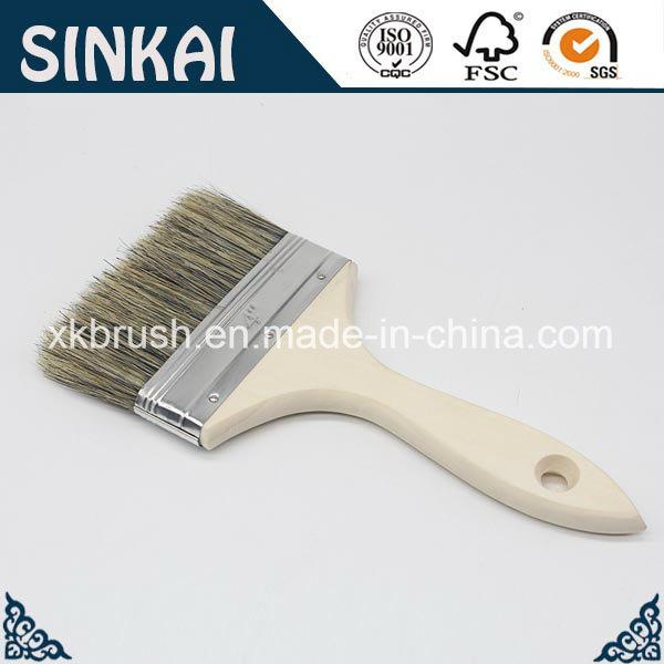 Brazil, Korea Hot Selling Bristle Paint Brush