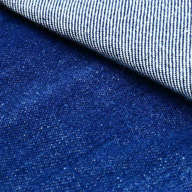 100% Twill Cotton Denim Fabric for Jeans