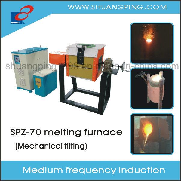 Induction Melting Machine (medium frequency)