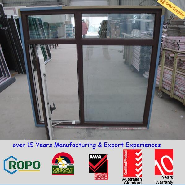 Pictures of Aluminium Casement Swing Outside Windows with Double Glass