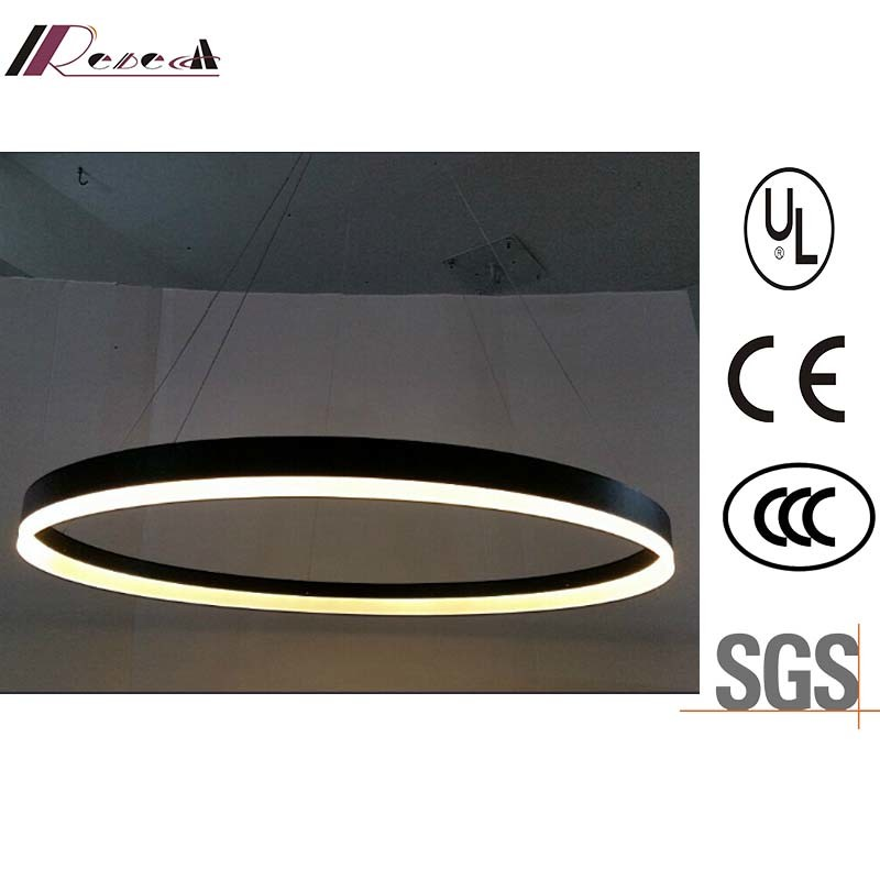 Guzhen LED Lighting Acrylic Metal LED Round Pendant Light