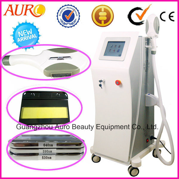 Vertical Opt Hair Removal Skin Rejuvenation Beauty Machine for Salon