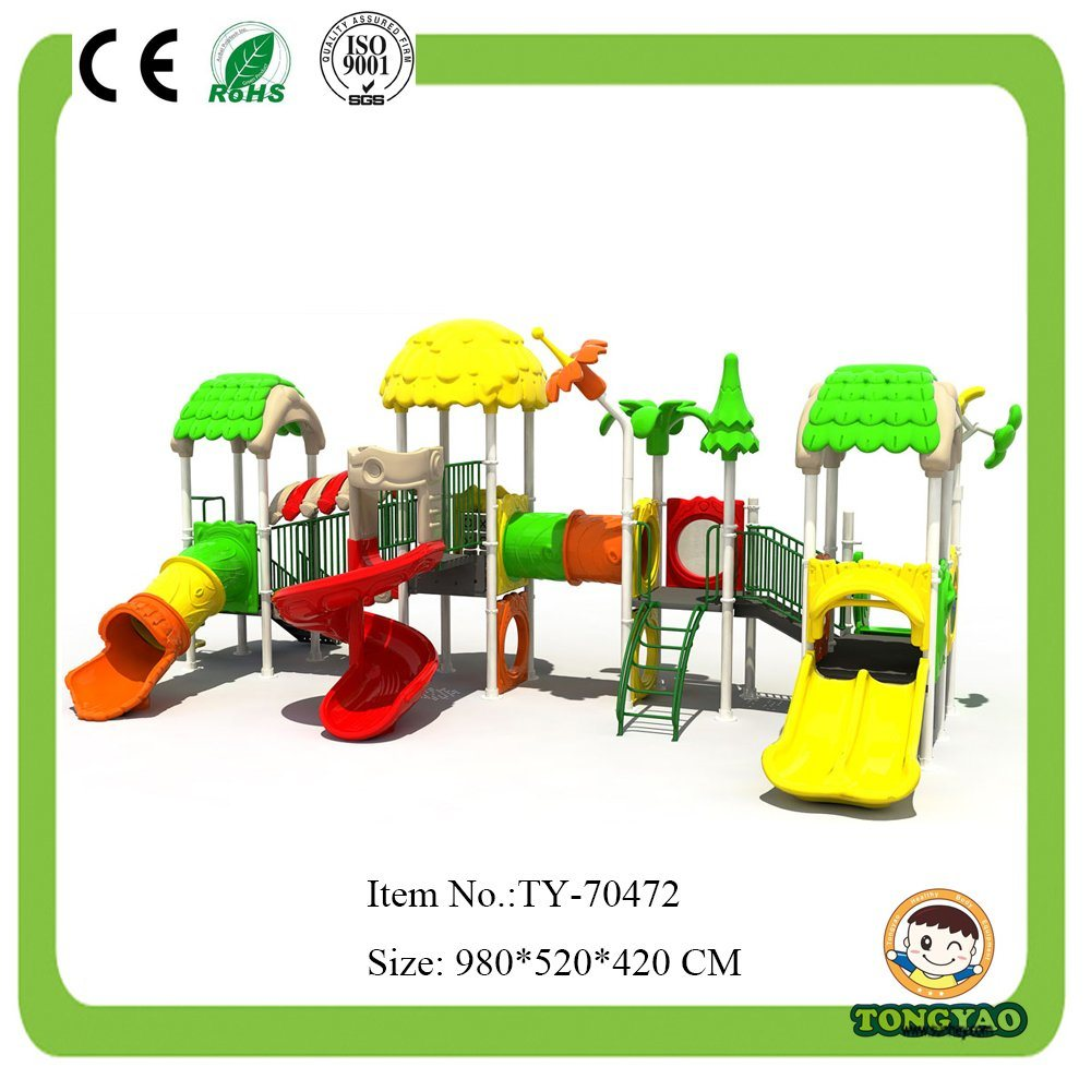 Perscool Outdoor Playground Equipment for Kids (TY-70472)