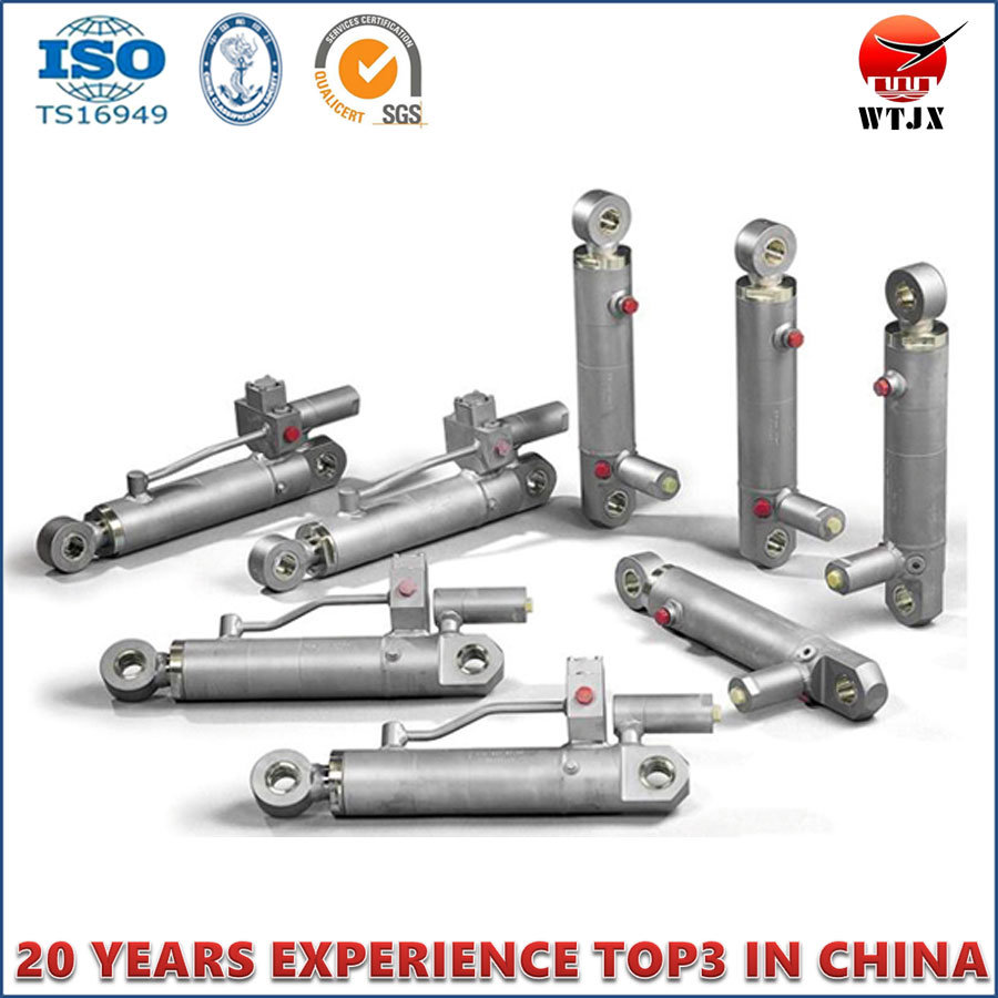 Top Quality Customized Garbage Truck Hydraulic Oil Cylinder