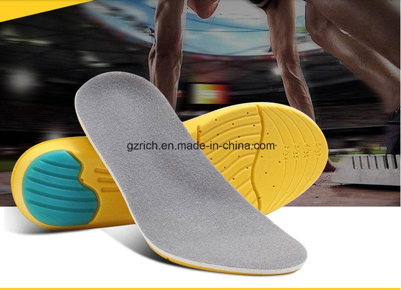 Memory Foam PU Sport Insole