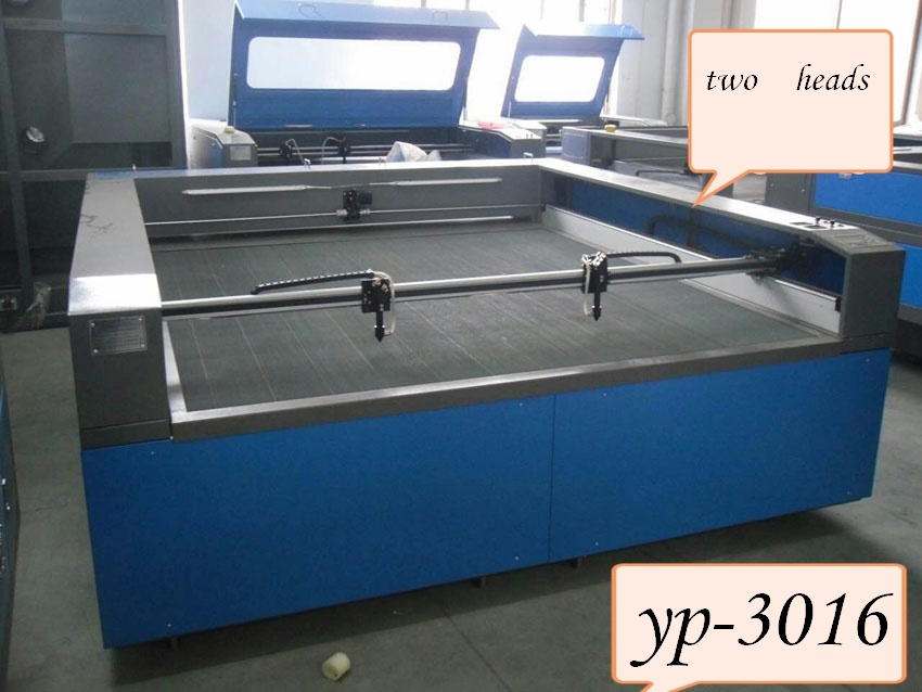 Laser Cutting and Engrave Machine for Textile Industry