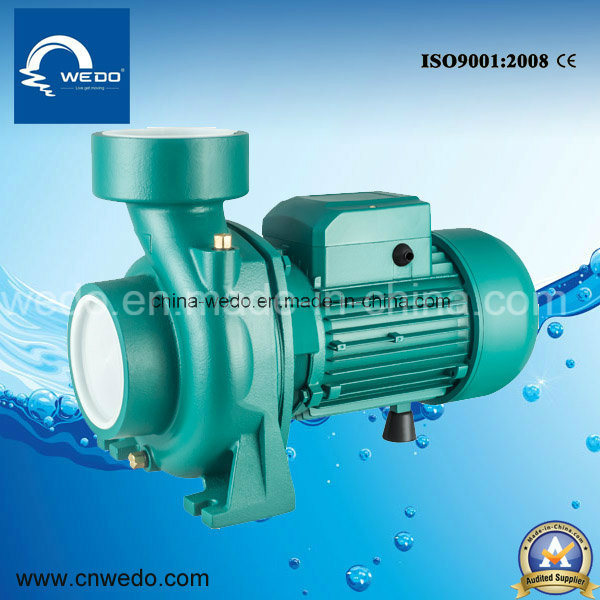 Hf Centrifugal Electric Water Pump 1.5kw/2HP Brass Impeller
