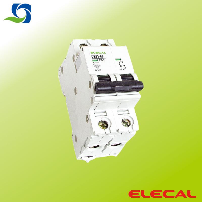 Dz53-63 Series Miniature Circuit Breaker
